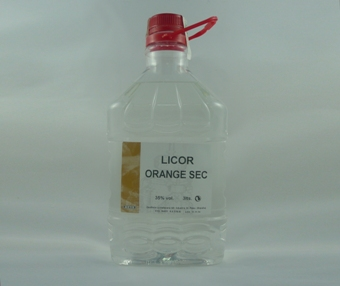 Licor Orange Seco